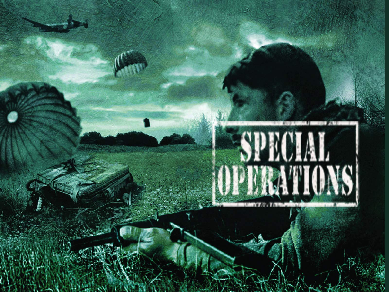Special Operations on Amazon Prime Video UK