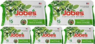 product image for Jobe's 01660 1610 0 Tree Fertilizer Spikes 16-4-4, 15-5 Pack