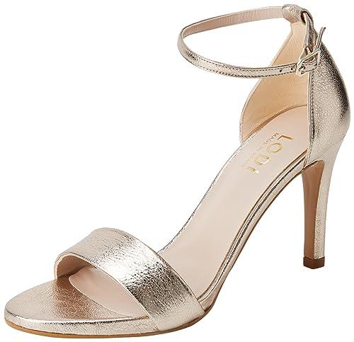 Zapatos complementos IGOR Saturno para X es Dorado Mujer Canvas Amazon y Pulsera con 38 Sandalia EU lodi 6adqw6