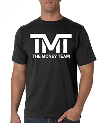 Amazon.com  The Money Team Shirt Floyd Mayweather Boxing  Clothing 0c259d6bcbd