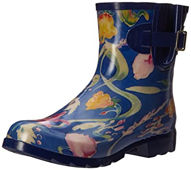 deals cheap online Nomad Rubber Rain Boots - Droplet III Flower F airies outlet amazon ERyAL