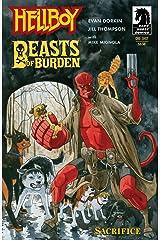 Hellboy/Beasts of Burden: Sacrifice #1 Kindle Edition
