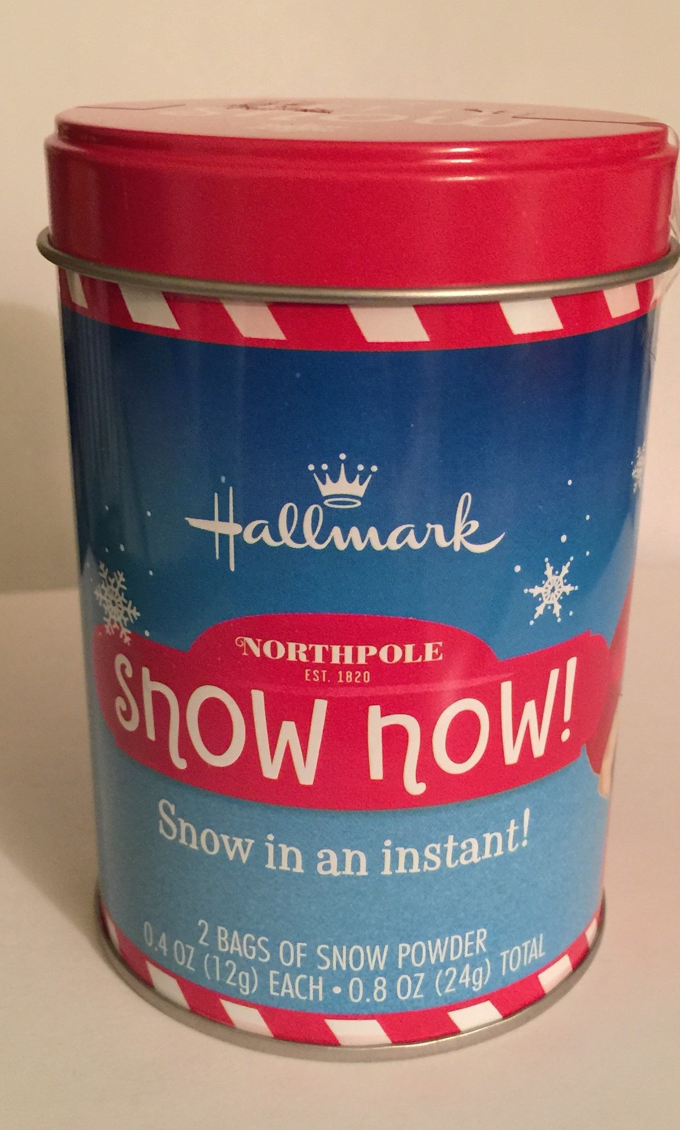Hallmark Snow Now! Snow in an instant