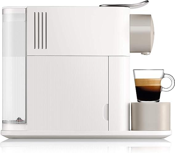 Nespresso DeLonghi Lattissima One EN500W - Cafetera monodosis de ...