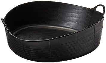 Amazon.com: Balde TubTrug con diseño de gorila, negro ...