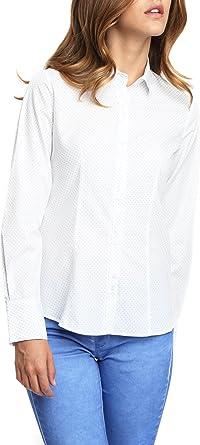 Caramelo, Camisa con Dibujo Fantasía, Mujer · Azul Celeste, Talla XXS: Amazon.es: Ropa y accesorios