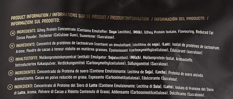 PBN - Proteína de suero de leche en polvo, 1 kg (sabor galleta)