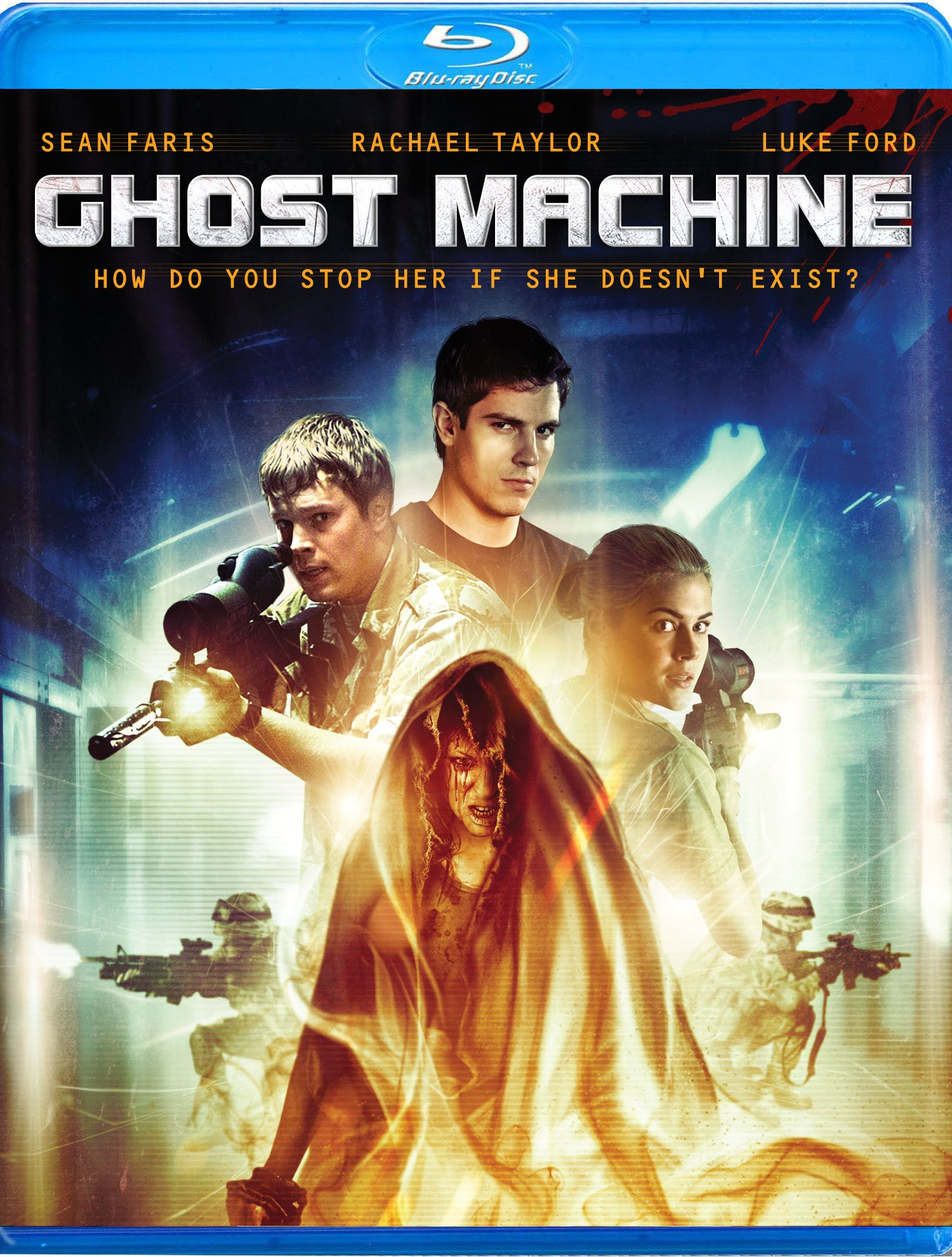 Ghost Machine (Blu-ray)
