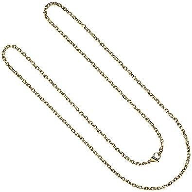 Jobo Mujer Collar Cadena Ancla Acero Inoxidable ...