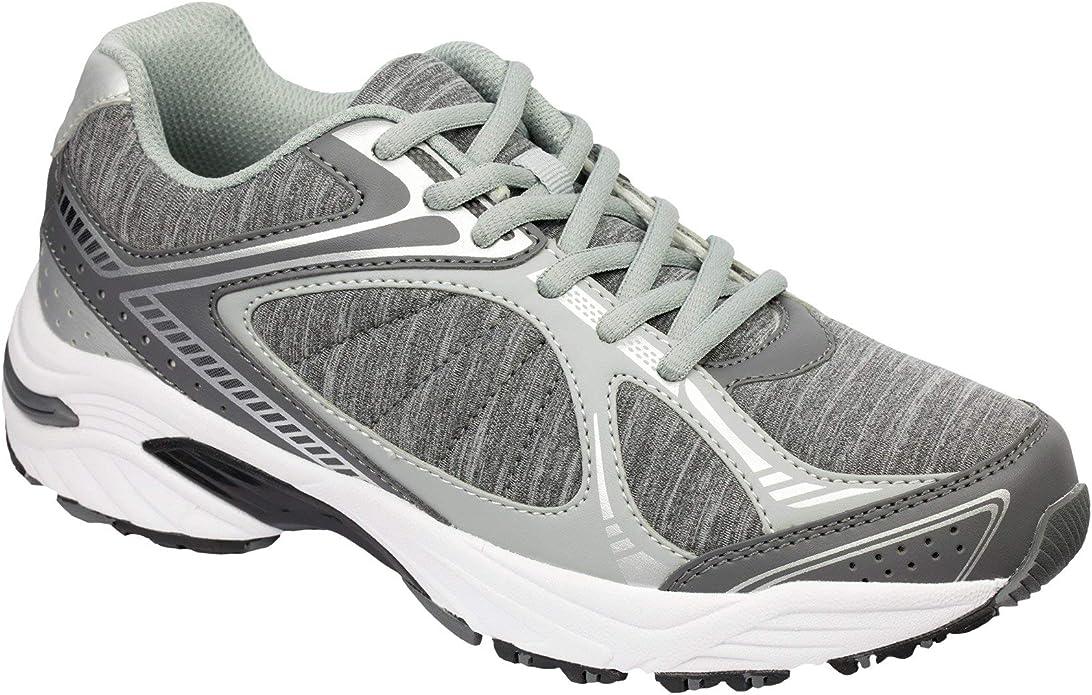 Scholl Deportivas New Sprinter Grigio 43: Amazon.es: Zapatos y ...