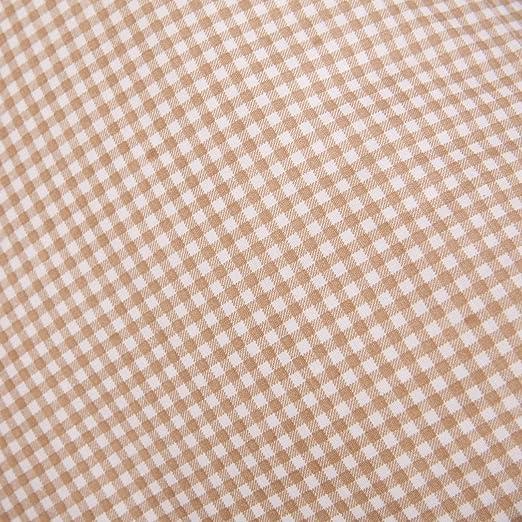 Tela por metro, a cuadros, 3x3 mm, algodón, a cuadros, estampado ...