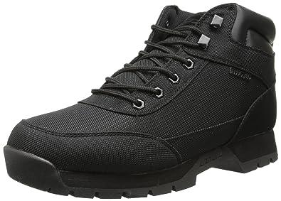 Lugz Men's Scavenger Lace-Up Black Casual Boot 6.5 M