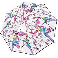 POS Handels GmbH Stockschirm mit Einhorn Motiv, Regenschirm