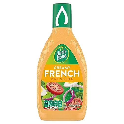 Wish-Bone Salad Dressing, Creamy French