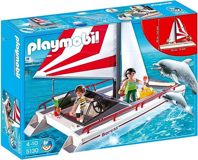 2 opinioni per Playmobil 5130 City Porto Catamarano
