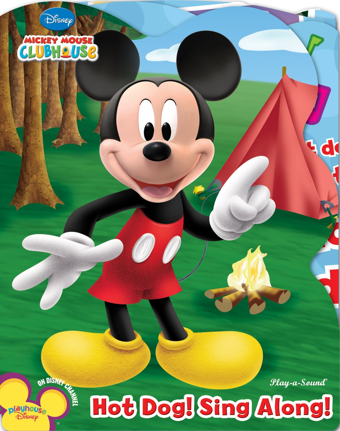 hot dog song mickey mouse clubhouse