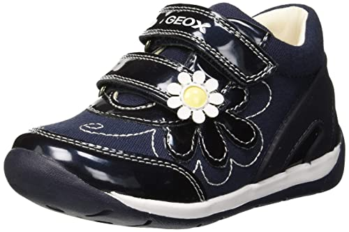 Geox B Each Girl G, Zapatillas para Bebés: Amazon.es: Zapatos y complementos