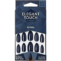 Elegant Touch Polished ColourNails - Petrol