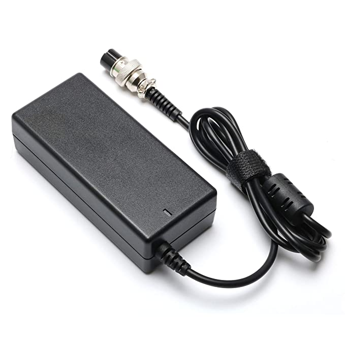 Amazon.com: LJO-EEIH - Cargador de batería para scooter ...