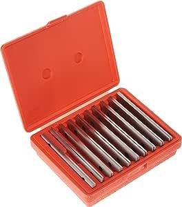 "Machinist's Thin Parallel Bar Set - 10 Pair 1/8"" X 6"""