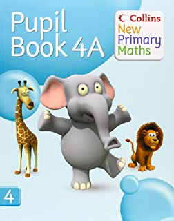 Collins New Primary Maths – Pupil Book 4A