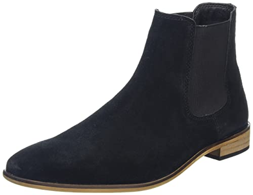 KG by Kurt Geiger Harrogate, Men's Chelsea Boots, Black (Black),6