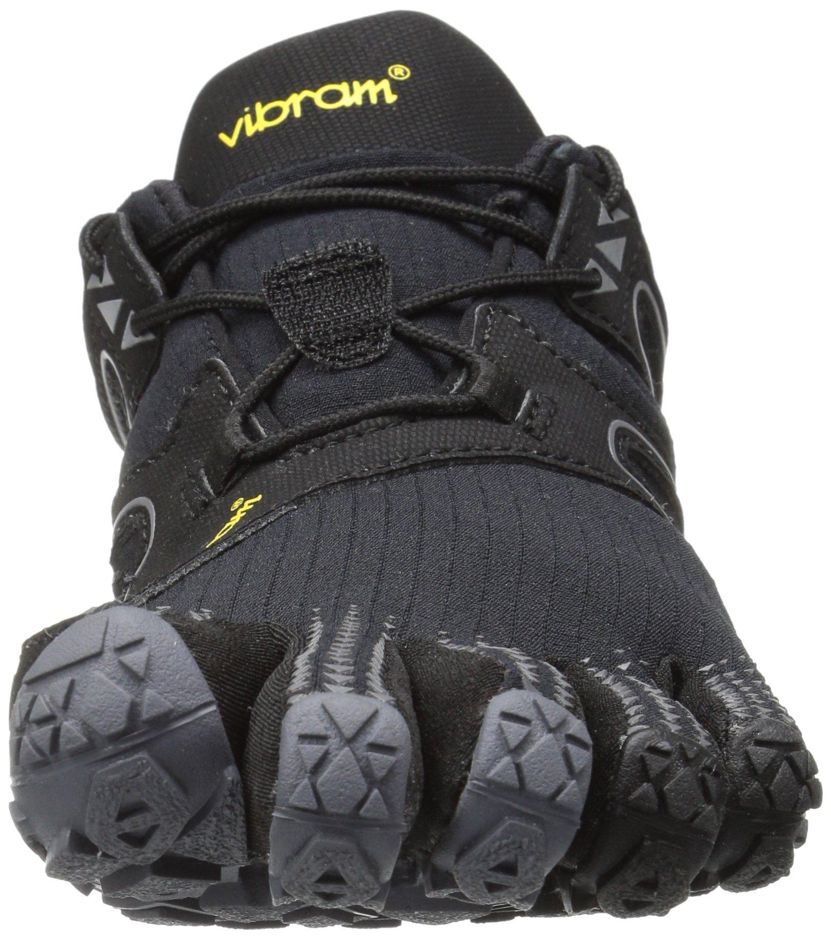 Vibram Women's V Trail Runner, Black/Grey, 41 EU/9 M US by Vibram (Image #4)
