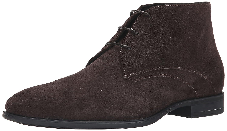 Aquatalia Men's ACE Boot, Dark Brown, 9.5 M US