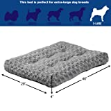 Plush Dog Bed | Ombré Swirl Dog Bed & Cat Bed