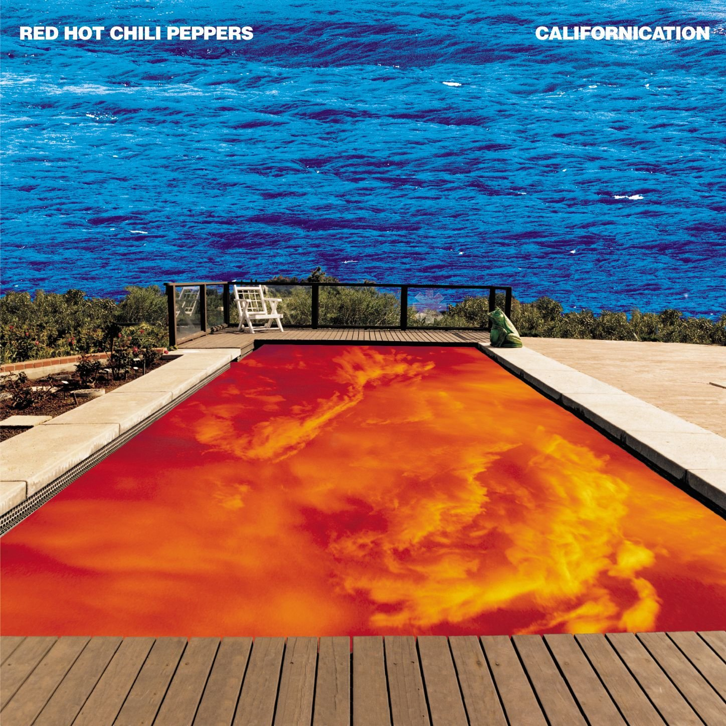Risultato immagini per red hot chili peppers californication