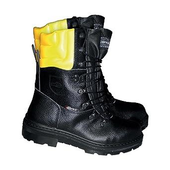 Cofra 25580-000 - Botas resistentes Woodsman Up trabajadores forestales botas cortadas con protección anticorte