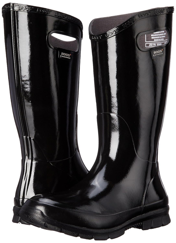 Bogs Women's Berkley Rain B(M) Boot B010OZIGEM 10 B(M) Rain US|Black fa14b5
