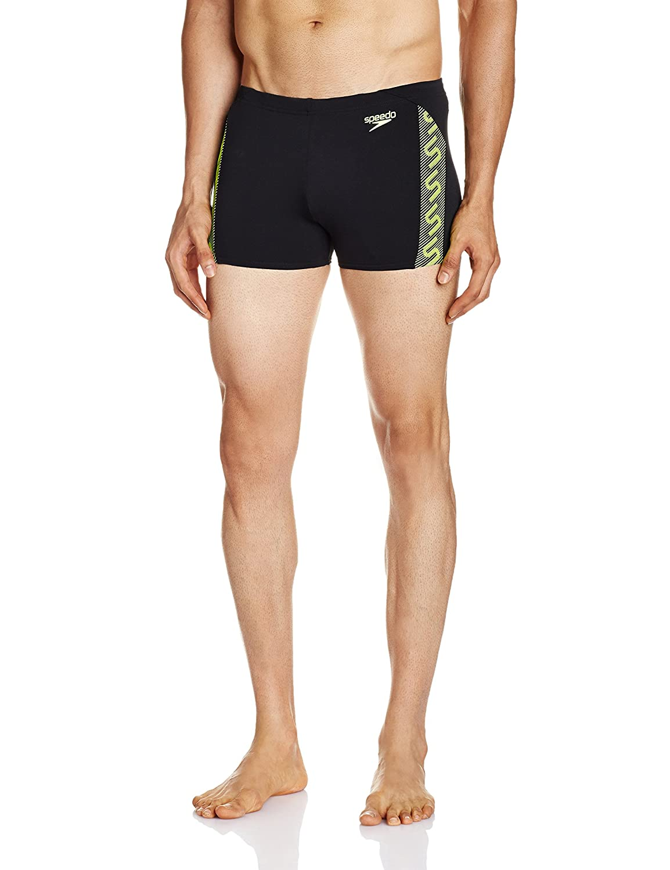b7ba564a2b Speedo Male Swimwear Monogram Aquashort: Amazon.in: Clothing & Accessories