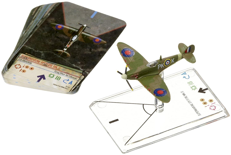 Nexus Editrice W128C - Wings of War: Supermarine Spitfire Mk.II Falkowski