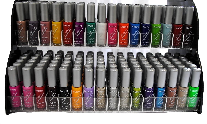 Color art magazine - Amazoncom Emori Tm All About Nail Piece Color Nail Lacquer Nail Art Magazine Subscriptions