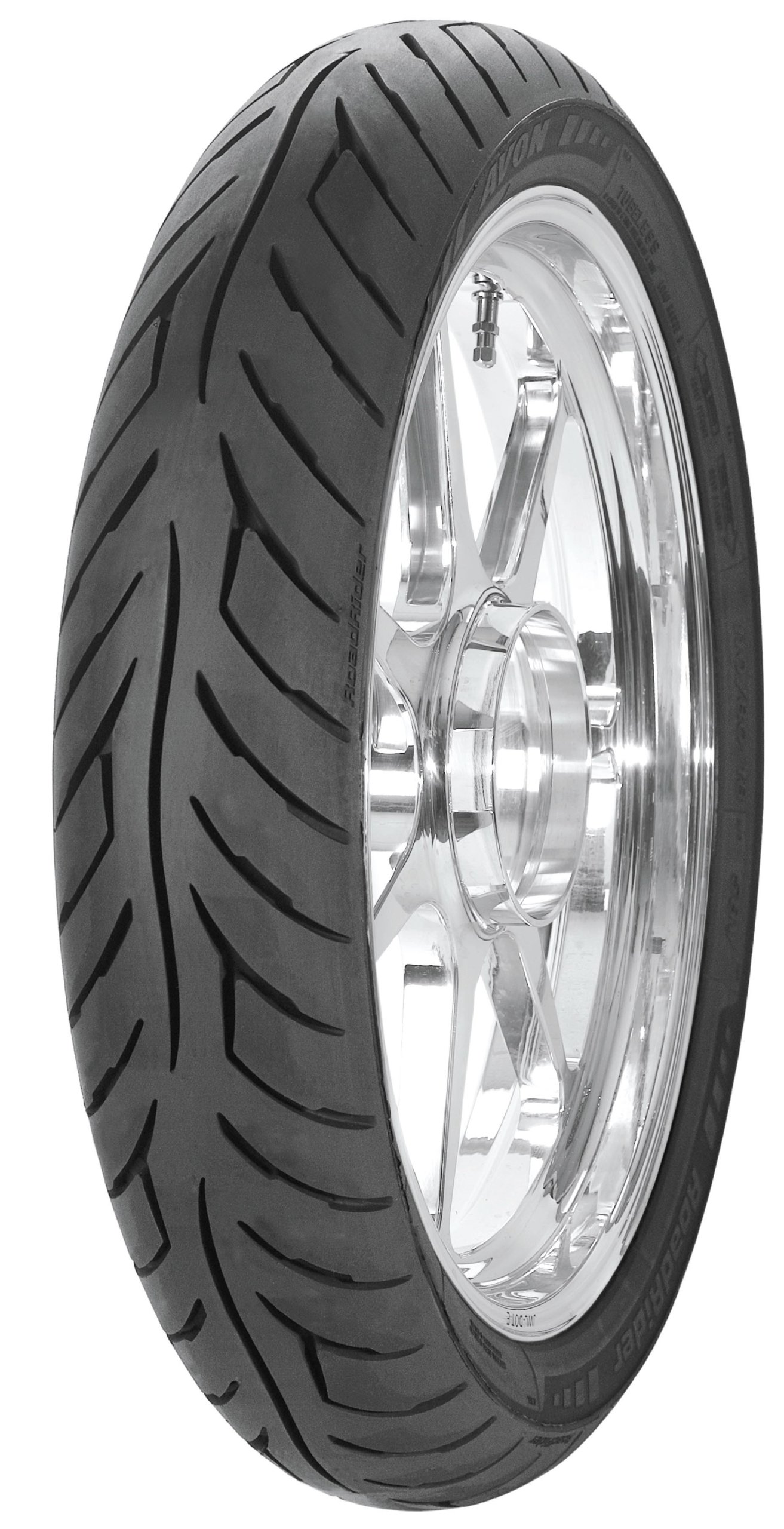 Avon AM26 Cruiser Motorcycle Tire Front -90/90-18