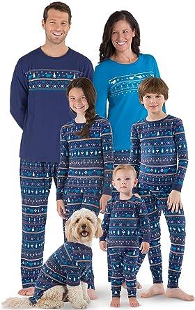 07182f2451dc PajamaGram Christmas Family Matching Pajamas - Family Holiday ...