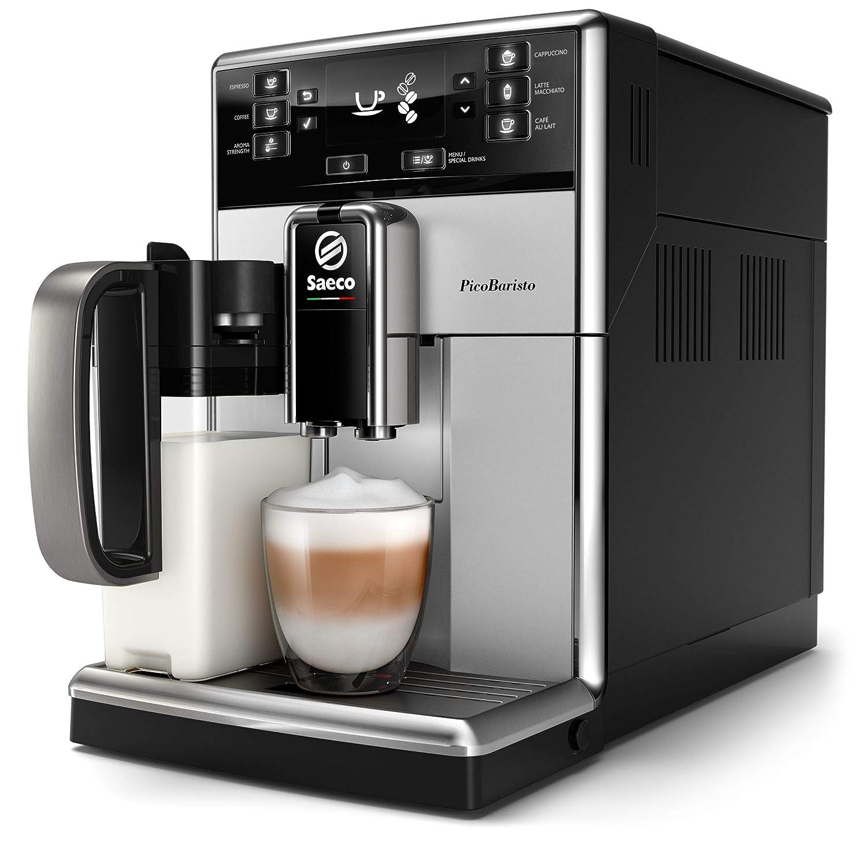 Saeco SM5471/10 - Cafetera (Independiente, Cafetera combinada, 1,8 ...