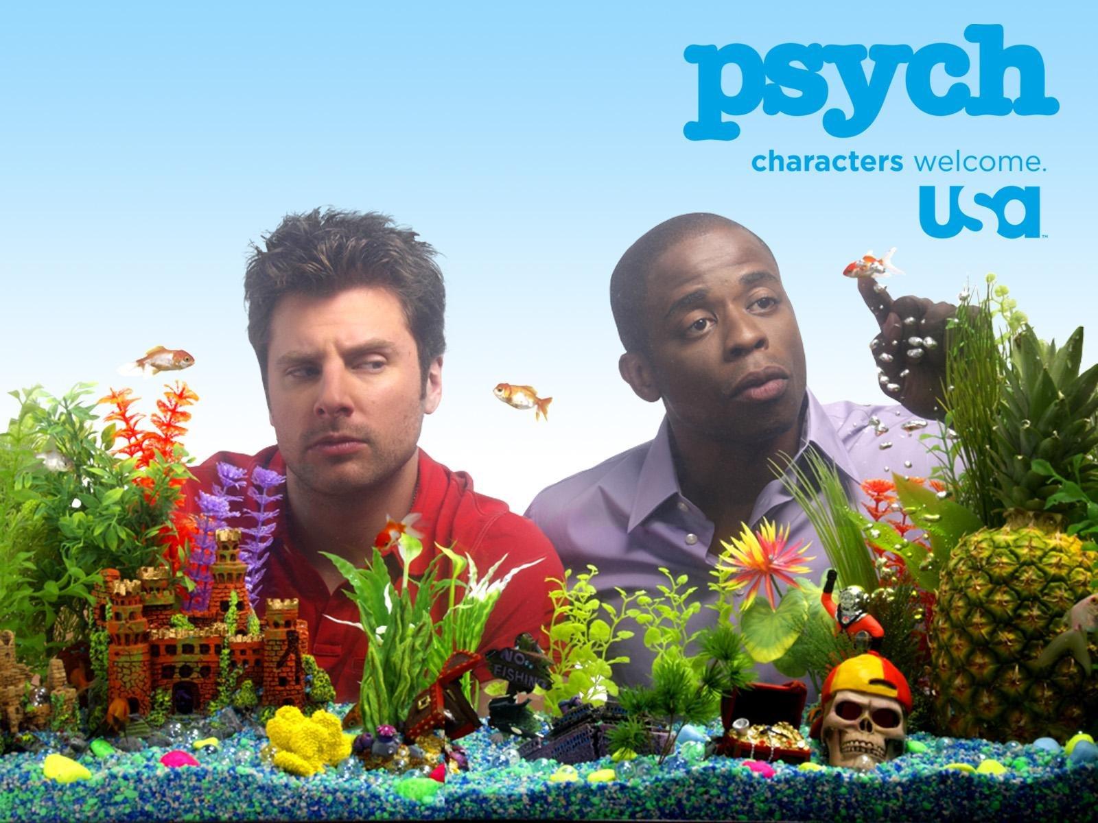 Amazon com: Watch Psych Season 3   Prime Video