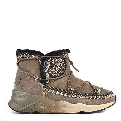 Topo Ash Mitsouko Chaussures Femme Amazon 37 Footwear Baskets nrUrqwIp