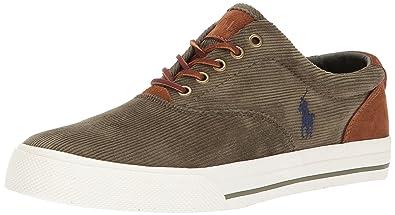 Polo Ralph Lauren Vaughn Men's Lace Sneakers Chambray Blue US 8.5