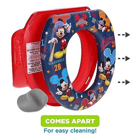 Disney Winnie Pooh Baby Kids Foldable Travel Toilet Seat Trainer Attachment