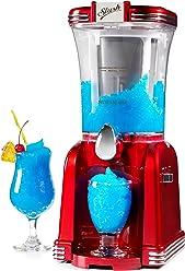 Nostalgia RSM650 32-Ounce Slush Drink Maker, Retro Red