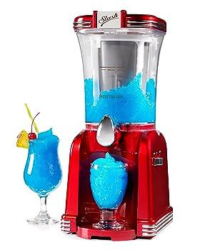 Nostalgia Red Retro Snow Cone Machine