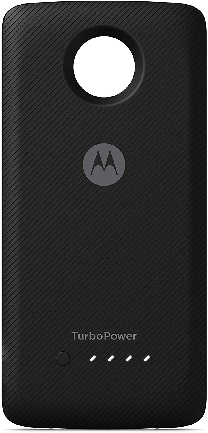 Moto TurboPower Pack - Black