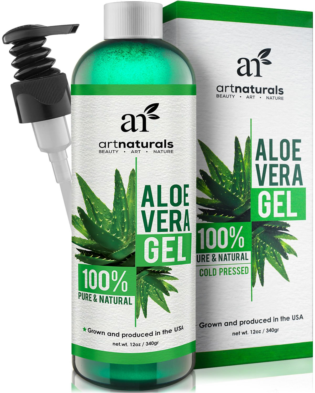 The Best Aloe Vera Gel 1