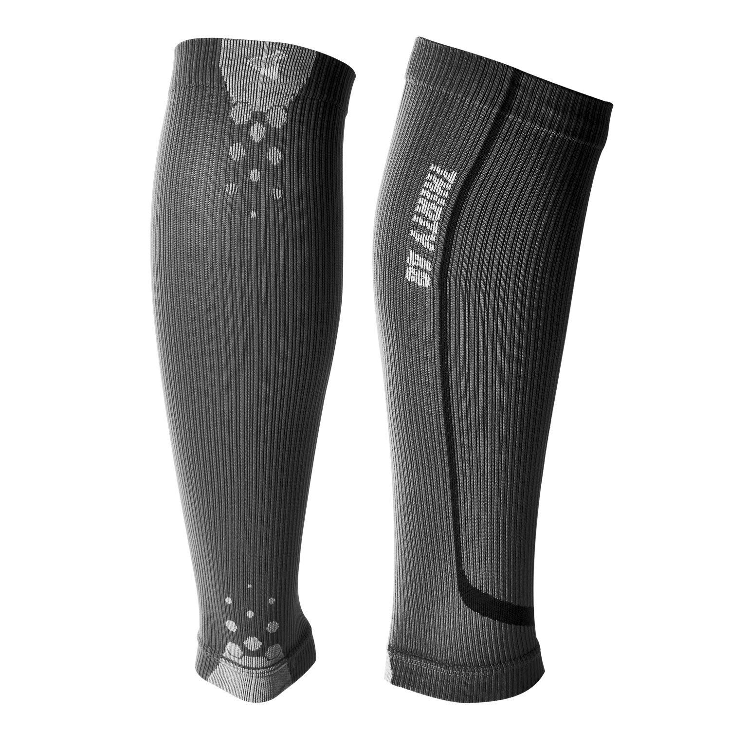 Thirty48 Cp Compression Sleeves Gray-Black Size Small