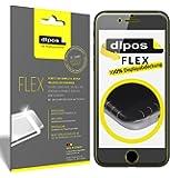 iPhone 6 / 6s Pellicola Protettiva , 3-Pack dipos FLEX revestimento del Display al 100% , Protezione Proteggi Schermo per display
