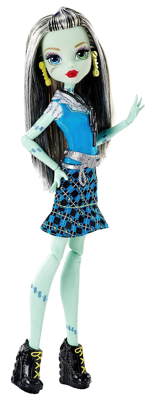 Кукла Фрэнки Штейн Первый день в Школе, Монстер Хай