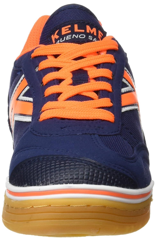 Amazon.com | KELME Unisex Adults Trueno Sala Low-Top Sneakers | Fashion Sneakers